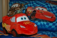 Disney Cars Themed Room