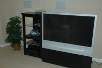 HDTV with Dolby Digital Sound System